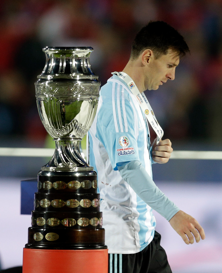 Argentina Owe Messi A World Cup