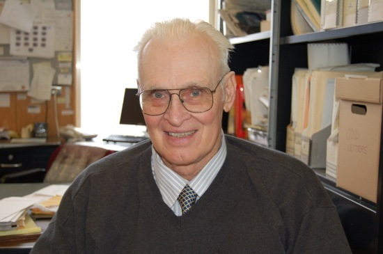 Dr. William Grey, Professor Emeritus from Colorado State University
