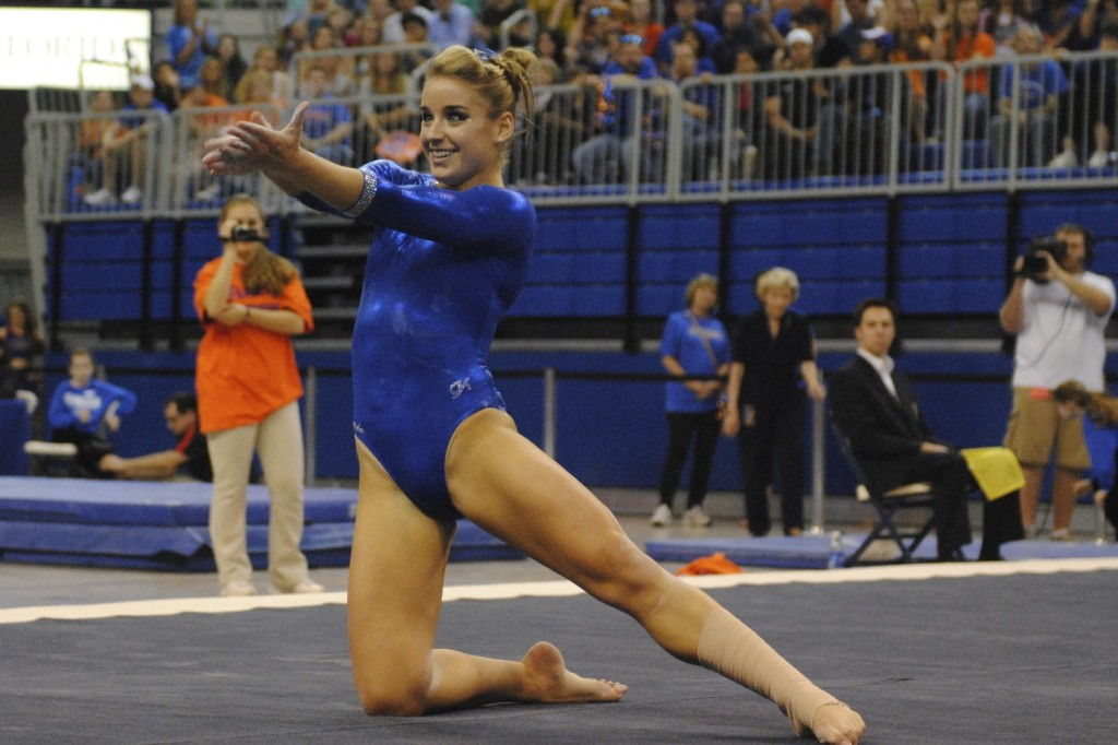 headlines gator gymnastics travels tonight
