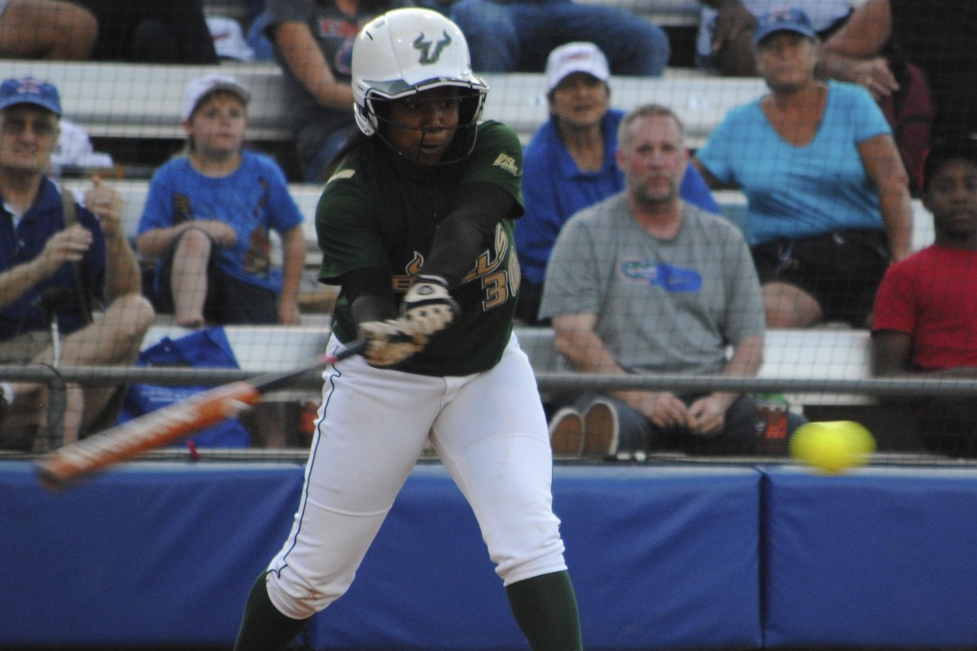 USF defeated the Gators 4-1 Wednesday night.