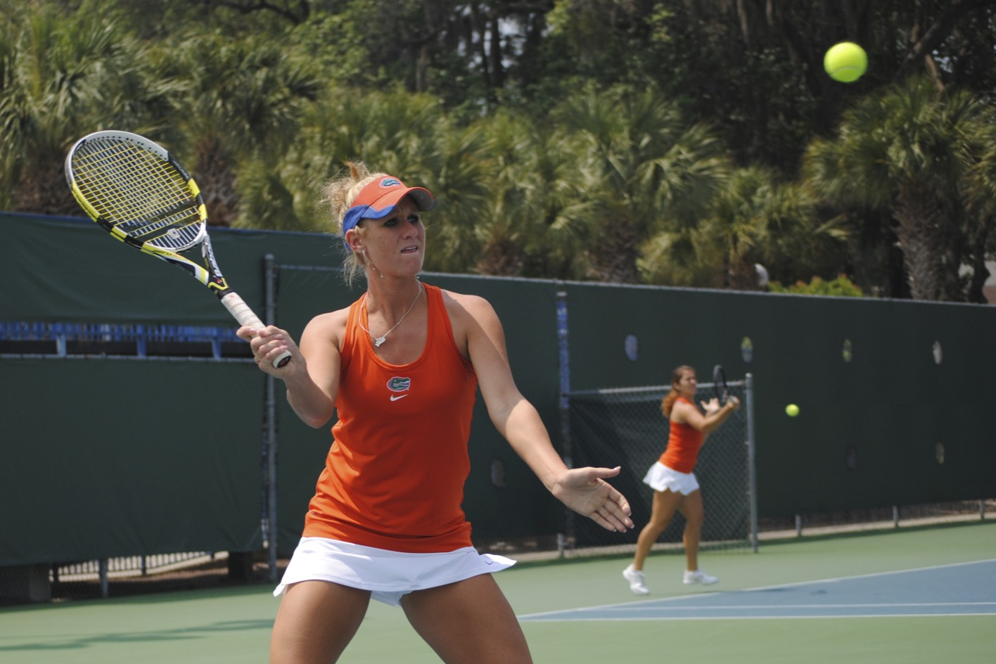 Gators' Allie Will