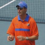 Gators Women's Tennis Head coach Roland Thornqvist