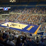 Many Florida fans came out to support their Florida Gators firday evening for a match against the Missouri Tigers.