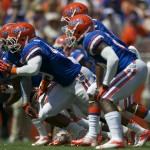 The Florida Gators defeated the Kentucky Wildcats 38-0 Saturday afternoon.
