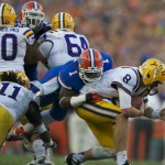 Florida defense is what won the game for the Gators on Saturday afternoon, preventing LSU from scoring more than 6 points.