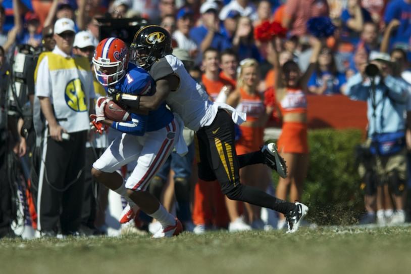 Florida linebacker Jonathon Bostic (1)