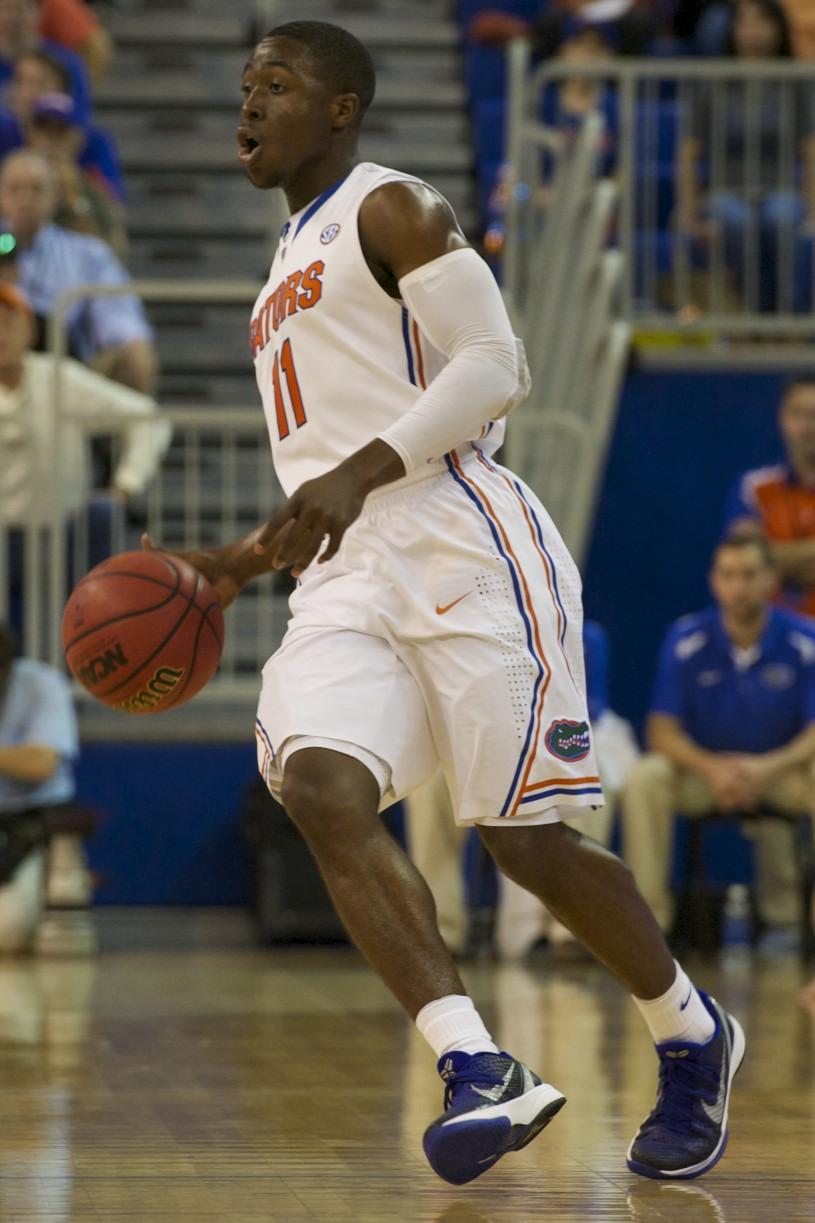 Florida's Braxton Ogbueze (11)
