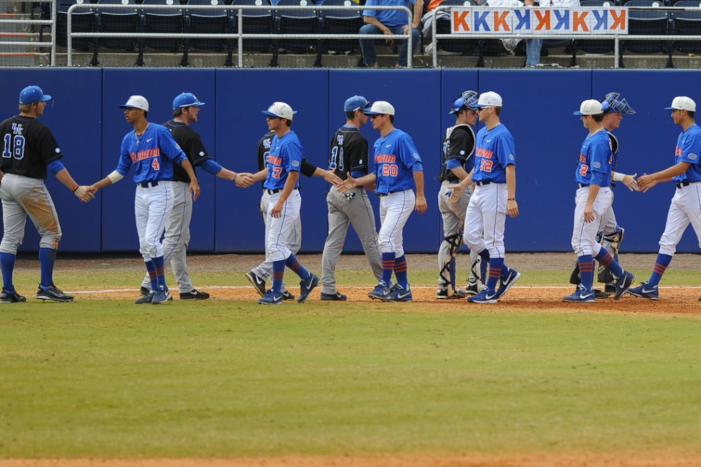 The Kentucky Wildcats beat the Florida Gators Sunday afternoon, 6-2.