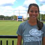 UF Lacrosse's Krista Grabher