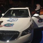 Gator car at  Bracket Town