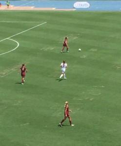 Junior Forward Savannah Jordan Scored her Fourth Goal In Two Matches