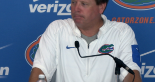 McElwain, Gators Prepare for Ole Miss