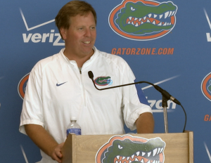 McElwain Announced Treon Harris and Jalen Tabor Will Miss the Tennessee Game