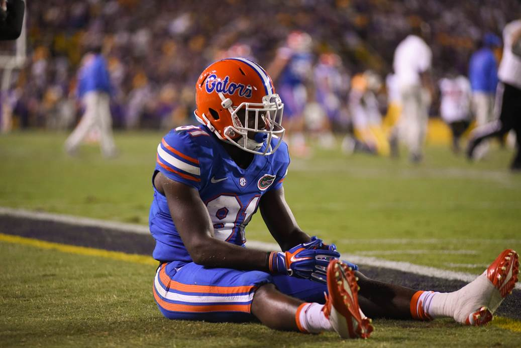 competitive price cc7fd 92c07 Gators Could be Without Playmaker Versus Georgia - ESPN 98.1 ...