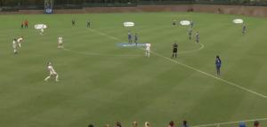 Match kickoff