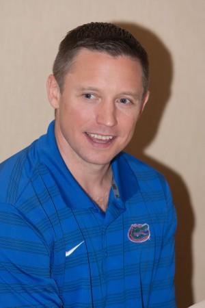 Florida men's basketball head coach Mike White (USA Today Sports)