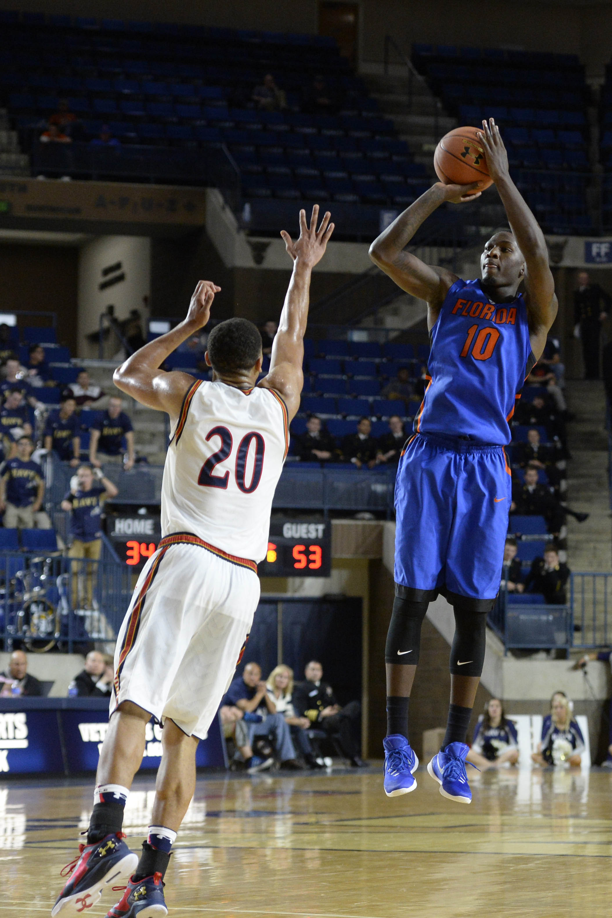 PREVIEW: UF Men's Basketball Team Hosts North Carolina A&T