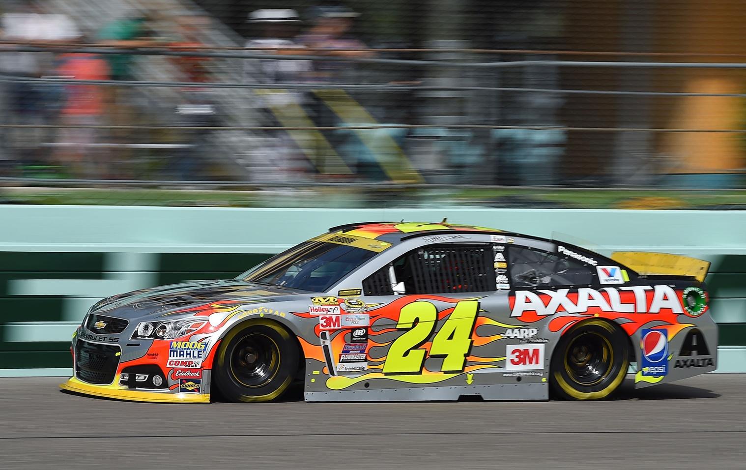 NASCAR Sprint Cup Final: Gordon's Final Race - ESPN 98.1 ...