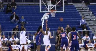 Gator Women's Basketball Team Swamps Savannah State