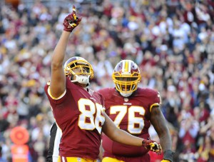 Jordan Reed Washington tight end
