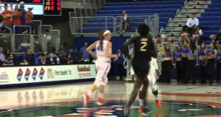 UF Women's Basketball earns first victory of season against FSU