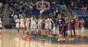 FLA vs LSU WBB