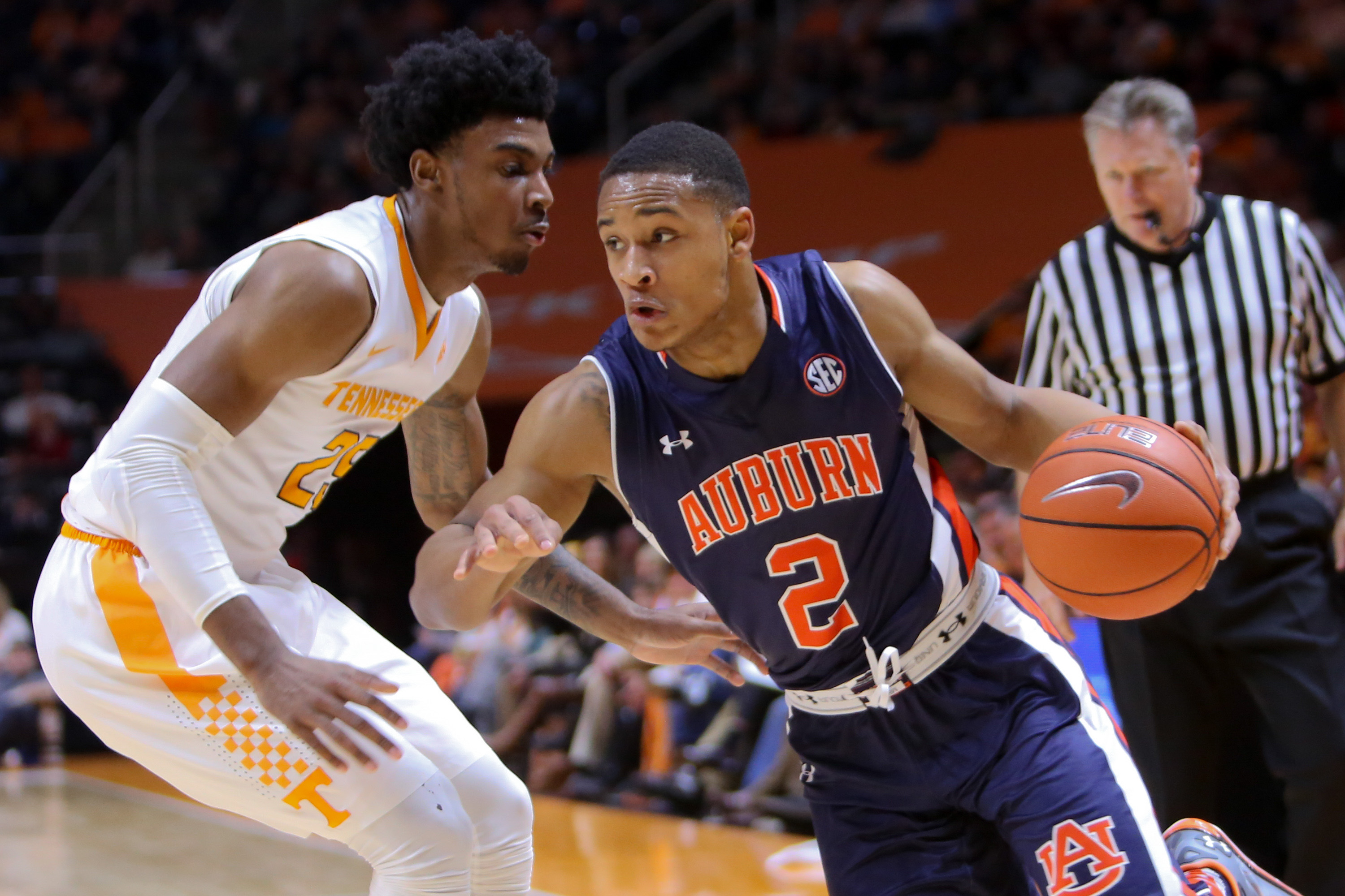 Ncaa Basketball Auburn At Tennessee Espn 98 1 Fm 850 Am