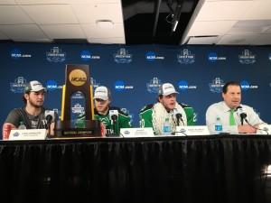 North Dakota Postgame Interview