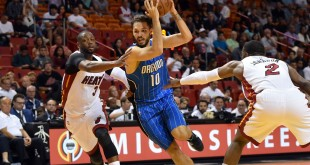 Orlando Magic at Miami Heat April 10, 2016