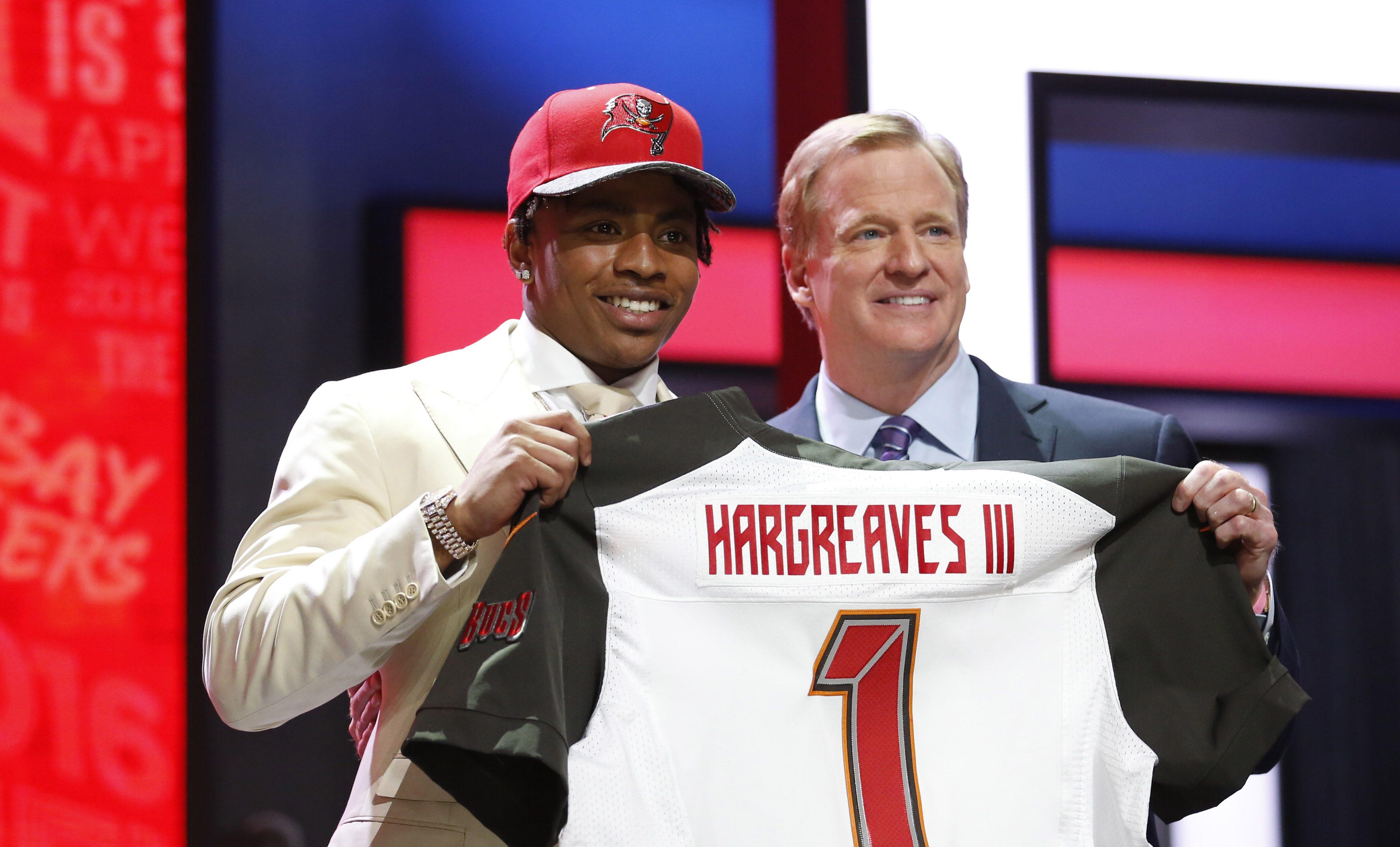 best service 30da1 ba722 Vernon Hargreaves Making Waves in Tampa - ESPN 98.1 FM - 850 ...