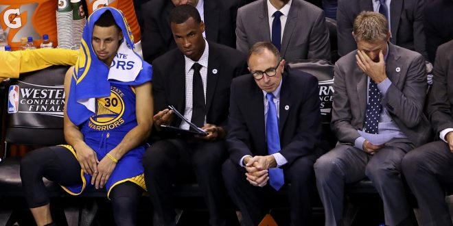Oklahoma City Thunder Push Golden State Warriors to Brink of ... bd323a5ac