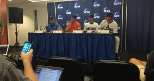Gator baseball postgame press conference