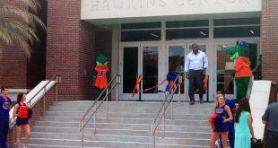 Hawkins Center Opening