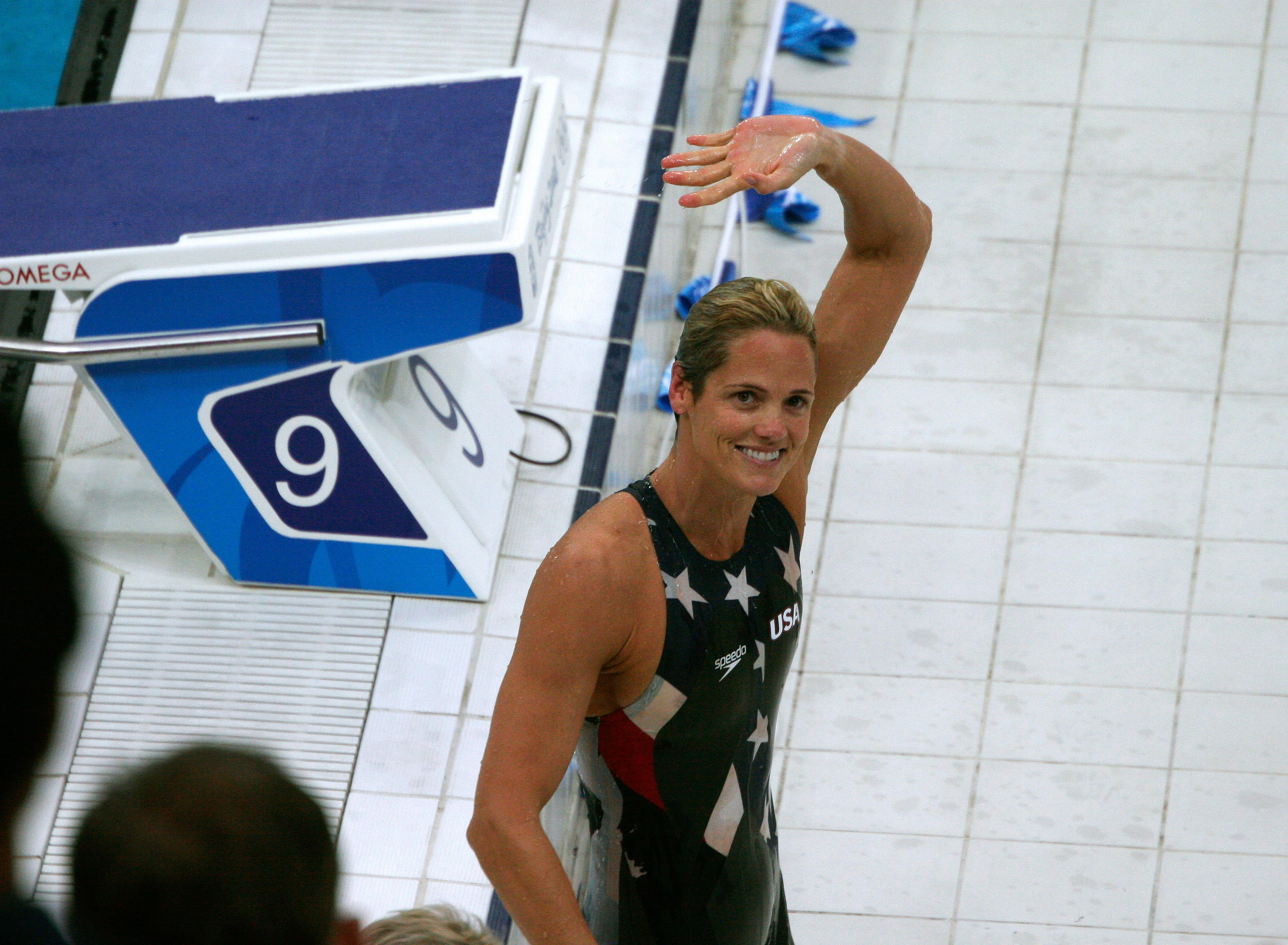 picture Dara Torres 12 Olympic medals