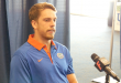 Gator QB Luke Del Rio addresses the media