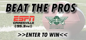 ESPN Gainesville Beat The Pros