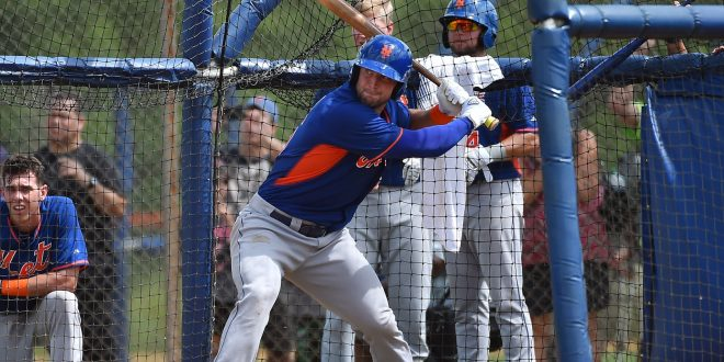 Tim Tebow Hits Home Run In First Instructional League At Bat Espn