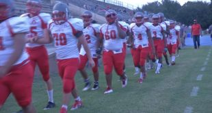 High School Football: Santa Fe Rallies Late to Defeat Eastside, 24-20
