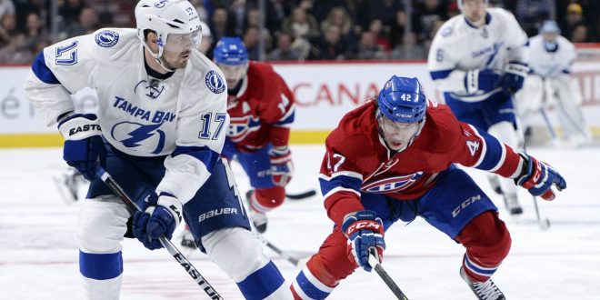 nhl preview tampa bay lightning at montreal canadiens espn 98 1