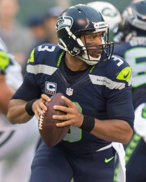 Russell Wilson & Seahawks defeat the New York Jets 27-17. Mandatory Credit: William Hauser-USA TODAY