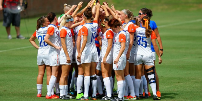 Becky Burleigh: Gator Soccer Seniors Leave Behind A Legacy - ESPN