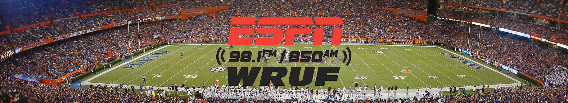 ESPN 98.1 FM – 850 AM WRUF