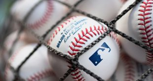 May 21, 2016; San Diego, CA, USA; A detailed view of Major League Baseball baseballs baring the signature of Robert Manfred Jr. before the game between the Los Angeles Dodgers and San Diego Padres at Petco Park. Mandatory Credit: Jake Roth-USA TODAY Sports