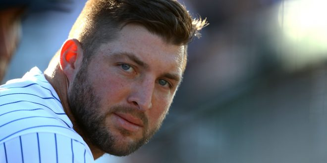 Miraculous Tim Tebow Could Receive Invite To Spring Training Espn 98 1 Fm Short Hairstyles Gunalazisus