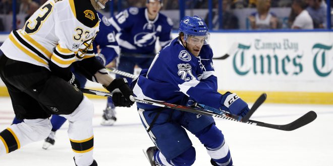 tampa bay lightning look to fight for a spot in the stanley cup