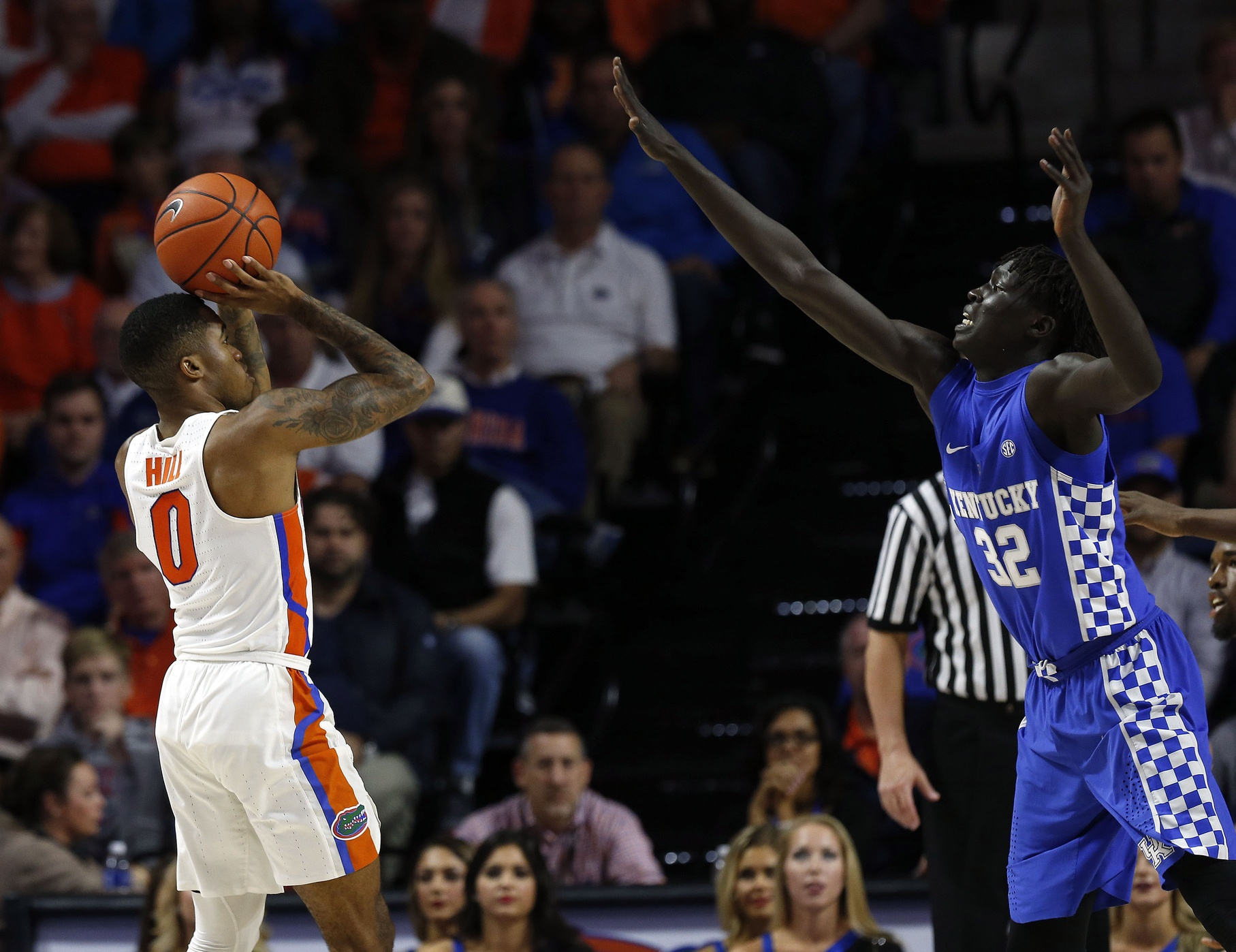 Kentucky Basketball 3 Concerns After Wildcats Home Loss: No. 13 Florida Looking For First Regular Season Sweep Of