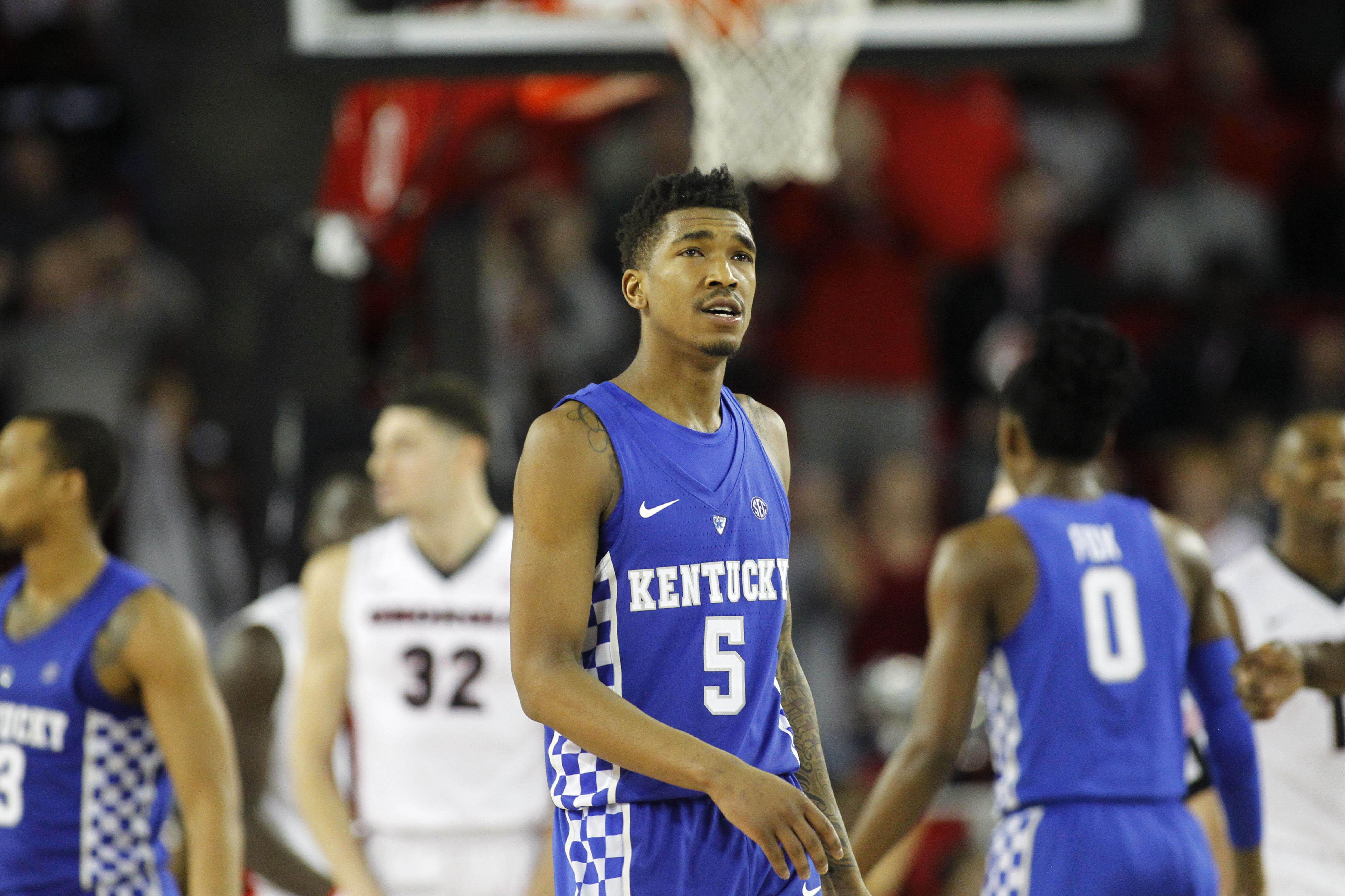 Kentucky Basketball 2017 18 Season Preview For The Wildcats: SEC Hoops Preview: Kentucky At Missouri