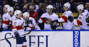 77d6d499b78 The Florida Panthers began their road trip on February 11th when they  ventured into Nashville for a match against the Predators.