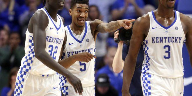 Kentucky Basketball 2017 18 Season Preview For The Wildcats: SEC Hoops Preview: #9 Kentucky Vs. Vanderbilt