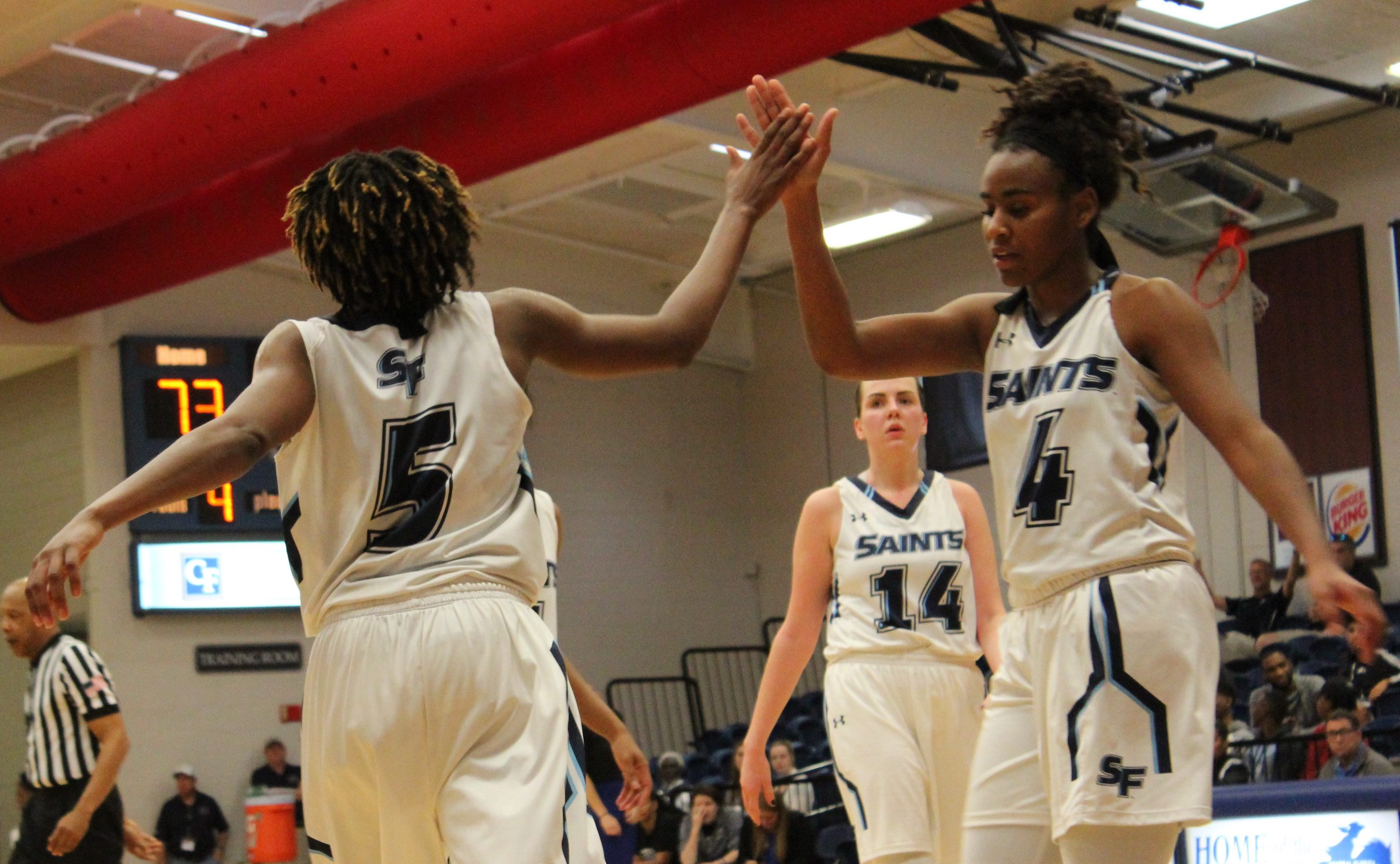 Santa Fe College Calendar >> Santa Fe Women's Hoops Advances to Second Round of State Tournament - ESPN 98.1 FM - 850 AM WRUF